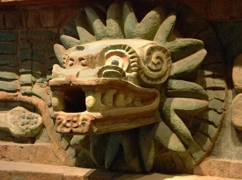 imagen de quetzalcoatl