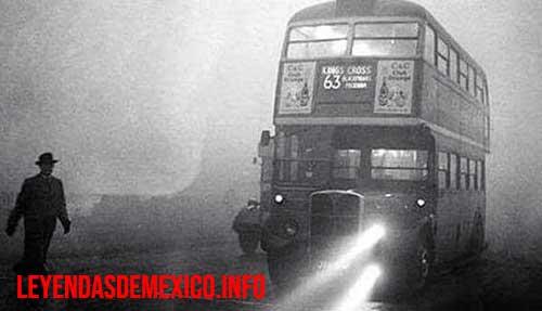 el autobus fantasma