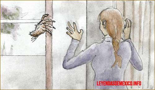 la mano peluda de horta