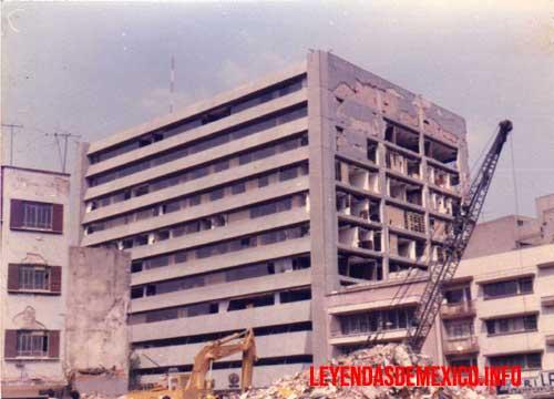 los niños del terremoto de 1985