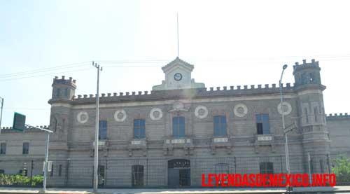 palacio de lecumberri leyendas