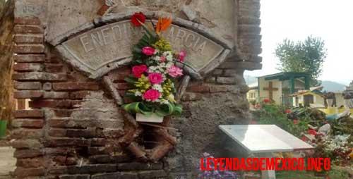 La tumba de la Sirena es muy famosa en Chiapas
